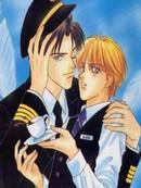 云端上的浪漫亲吻